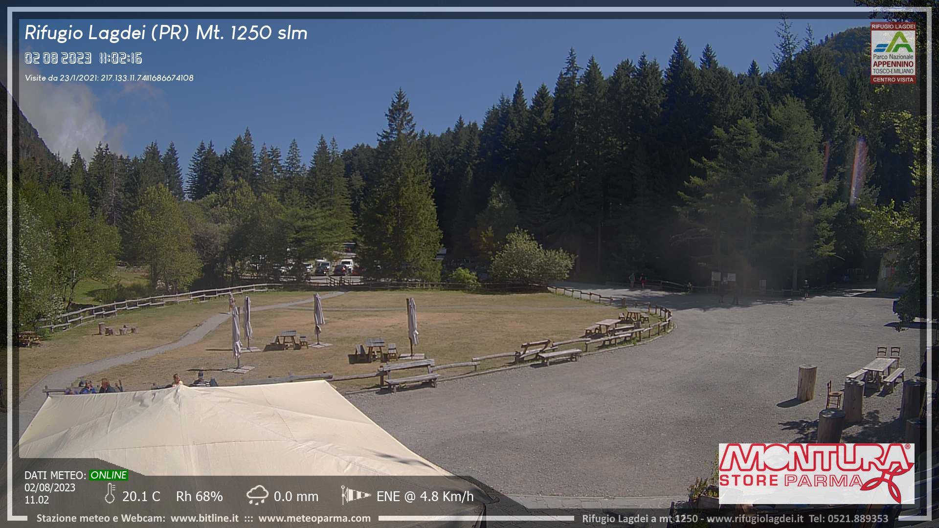Webcam Lagdei