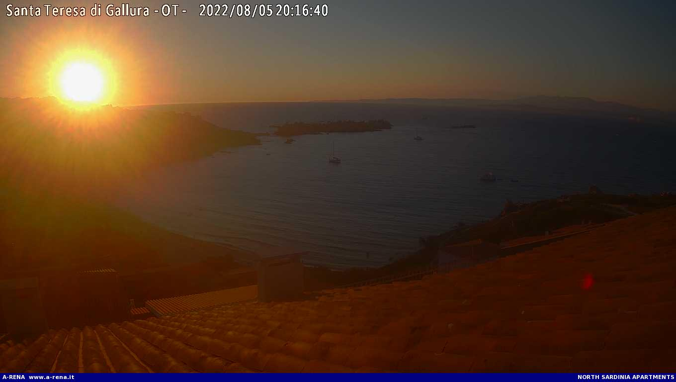 Webcam Santa Teresa di Gallura