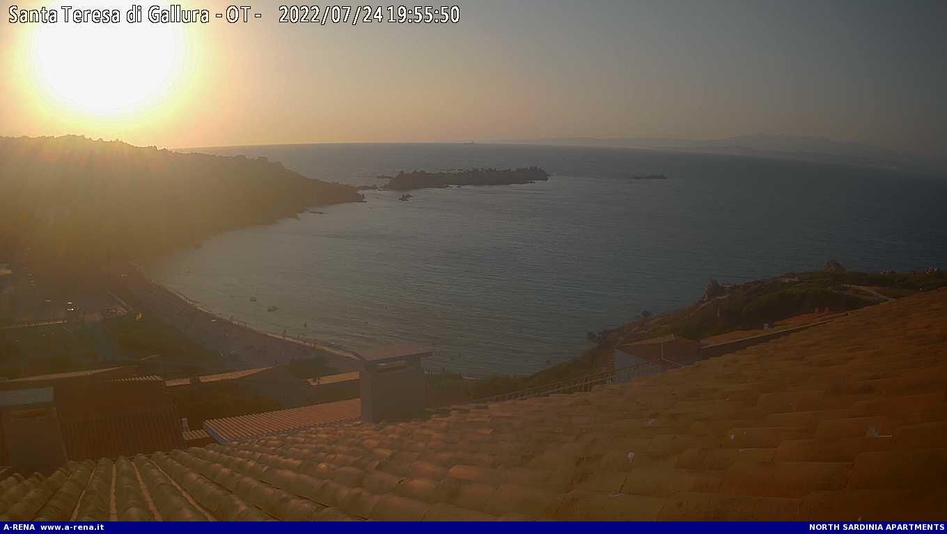 Webcam Santa Teresa Gallura - A-Rena
