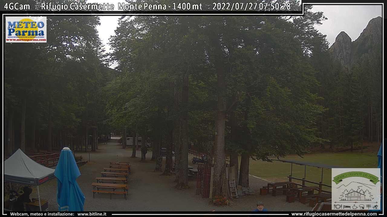 webcam monte Penna